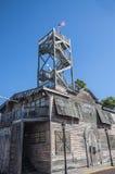 Skeppsbrott uppskattar museet i Key West Arkivfoto