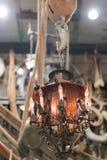Skeppsbrottet uppskattar museet, i Key West, berättar Florida, museet berättelsen av sabotörbranschen i gamla Key West Arkivfoton