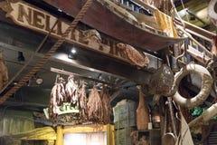 Skeppsbrottet uppskattar museet, i Key West, berättar Florida, museet berättelsen av sabotörbranschen i gamla Key West Royaltyfri Fotografi