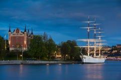 Skeppsholmen Zdjęcie Stock