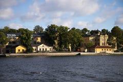 Skeppsholmen, Stockholm, Sweden Stock Images