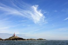 The Skerries Royalty Free Stock Images