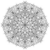 Sketch baroque ornament. Stock Images
