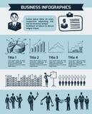 Sketch business people vector illustration
