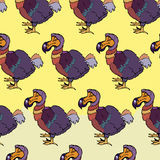 Sketch dodo bird. Stock Image