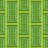 Sketch football field pattern Stock Photos