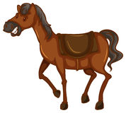A sketch of a horse Stock Images