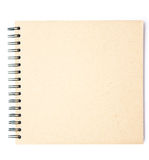 Sketch or notebook Royalty Free Stock Image