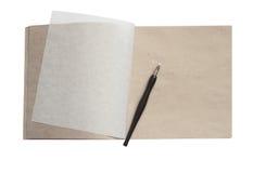 sketchbook Стоковые Фотографии RF