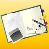 Sketchbook Stock Photography