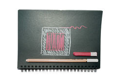 Sketchbook Stock Photography