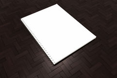 Sketchbook and Notepads Stock Image