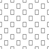 Sketchbook pattern vector Royalty Free Stock Images