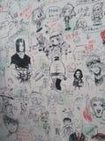 Sketches2 库存图片