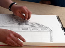 Free Sketching Stock Photography - 919342