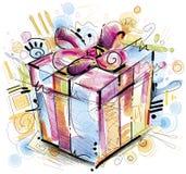 Sketchy Gift Stock Photos