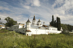 The Skete Of All Saints. Island Valaam. Russia. The Skete Of All Saints Royalty Free Stock Photos
