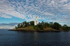 Skete de São Nicolau do monastério de Valaam Fotos de Stock