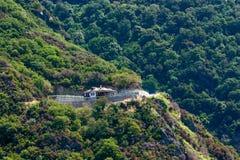 Skete på Mount Athos Royaltyfri Fotografi