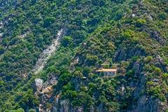 Skete på Mount Athos Fotografering för Bildbyråer