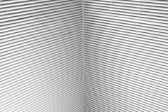 Skewed industrial venetian blind abstract. Background made of many skewed industrial blinds Stock Images