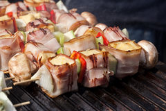 Skewer Royalty Free Stock Photography