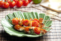 Skewers Stock Photography