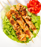 Skewers Obraz Stock