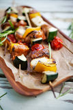 Skewers Stock Photos