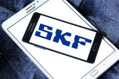 SKF-bedrijfembleem royalty-vrije stock afbeeldingen