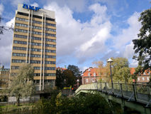 SKF - Suécia Imagem de Stock