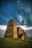 Skhvilo Festung Lizenzfreie Stockfotografie