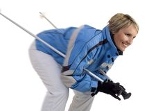 Ski Royalty Free Stock Photo
