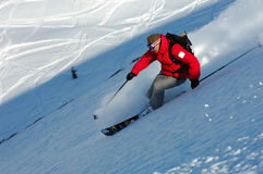 Ski photos stock