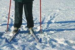Ski Stock Photo