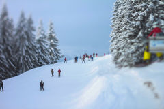 ski Image libre de droits