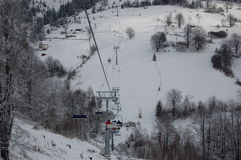 ski Lizenzfreies Stockbild