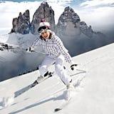 Ski alpin Royalty Free Stock Photography