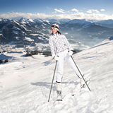 Ski alpin Royalty Free Stock Photography