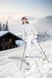 Ski alpin Royalty Free Stock Photos