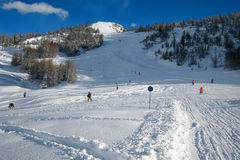 The Ski Area Stock Images