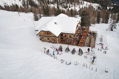 Ski bar Stock Photography