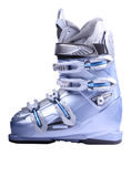 Ski boots Royalty Free Stock Photography