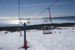 Ski Center, Lake Villarrica Royalty Free Stock Photos