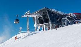 Ski centre Jasna, Slovakia Royalty Free Stock Photos