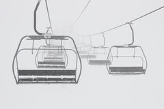 Free Ski Chairlift Royalty Free Stock Photography - 21146177