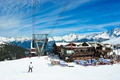 ski de ressource image libre de droits