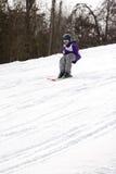 Ski de style libre de la jeunesse image libre de droits