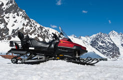 Ski-doo Royalty Free Stock Image