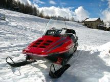 Ski-doo image libre de droits